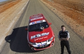 HSV World's Fastest Ute - Woomera
