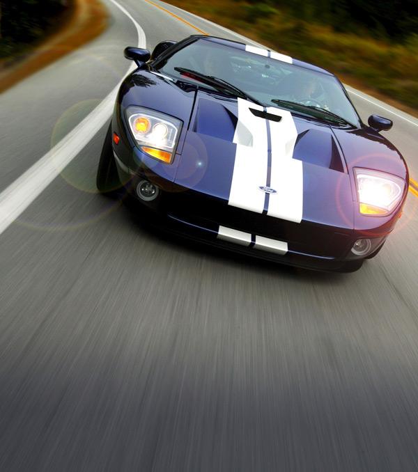 Legendary GT40